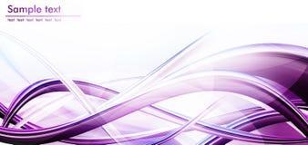 фиолет состава предпосылки Стоковое Изображение