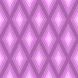 Фиолетовая геометрическая картина Стоковые Изображения