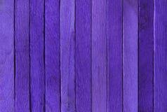 Фиолетовая деревянная предпосылка Стоковое Изображение