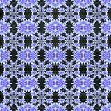 Фиолетовая иллюстрация предпосылки Стоковые Фотографии RF
