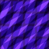 Фиолетовая квадратная абстрактная картина Стоковое Изображение RF