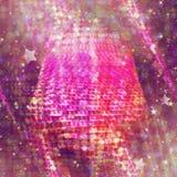 Фиолетовая предпосылка конспекта цвета Стоковое фото RF