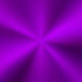Фиолетовая предпосылка металла технологии Стоковое Изображение RF