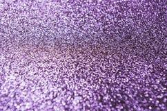 Фиолетовая предпосылка яркого блеска Стоковые Изображения RF