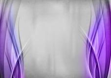Фиолетовая предпосылка Стоковое Фото