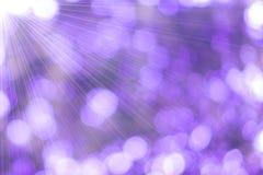 Фиолетовая природа конспекта предпосылки Стоковое Фото