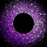 Фиолетовая рамка Стоковое Изображение RF