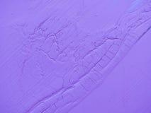 Фиолетовая текстура краски Стоковые Изображения