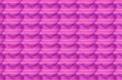 Фиолетовая текстура подушки Стоковое Изображение RF