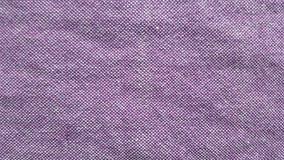 Фиолетовая хлопко-бумажная ткань стоковое фото