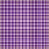 Фиолетовая checkered предпосылка Стоковое Изображение