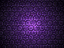 Фиолетовые и черные обои предпосылки Стоковая Фотография RF