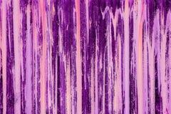 Фиолетовые штриховатости Стоковое Фото