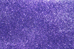 Фиолетовые sequins shine порошок glitter стоковые фото