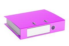 Фиолетовый связыватель кольца, перевод 3D бесплатная иллюстрация