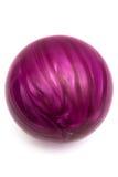 Фиолетовый центр событий в боулинге стоковое фото