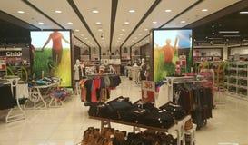 фирмення наименование одевая авторское право отсутствие магазина предметов стоковая фотография rf