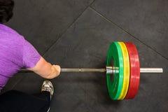 Фитнес как образ жизни стоковое изображение rf