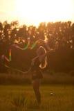 Фитнес природы Стоковое фото RF