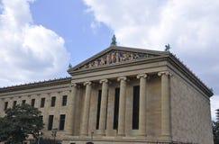Филадельфия, 4-ое августа: Здание музея изобразительных искусств от Филадельфии в Пенсильвании Стоковые Фото