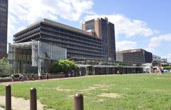 Филадельфия, 4-ое августа: Национальный центр конституции от Филадельфии в Пенсильвании Стоковая Фотография