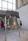 Филадельфия, 4-ое августа: Свобода колокол от центра независимости Филадельфии в Пенсильвании Стоковая Фотография RF