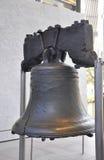 Филадельфия, 4-ое августа: Свобода колокол от центра независимости Филадельфии в Pennsylvan Стоковые Изображения RF