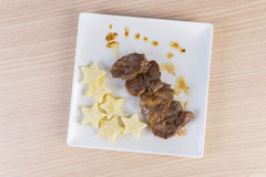Филей говядины Стоковая Фотография RF