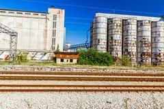 фидеры промышленные стоковые фото