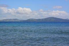 Фиджийское море стоковые изображения rf