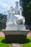 Филиппинка Madre Ла памятник Филиппин матери в Маниле, Филиппинах стоковое фото