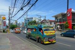 Филиппинская шина Стоковая Фотография RF