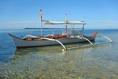 Филиппинский корабль Стоковое фото RF