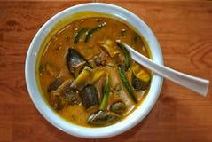 Филиппинское блюдо Kare-kare Стоковое Изображение RF