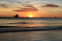 Филиппиныы, Boracay Стоковые Фото