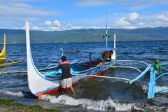 Филиппины, остров Лусона Стоковые Изображения