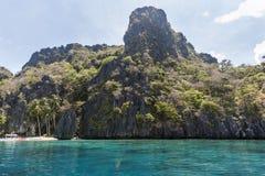 Филиппины, остров Palawan Стоковые Фотографии RF