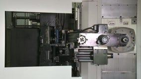 Филировальная машина Cnc, автоматическое изменение инструмента, отснятый видеоматериал HD, акции видеоматериалы