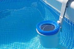 Фильтр бассейна стоковое фото rf