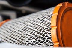 Фильтр для масла автомобиля Стоковое фото RF