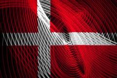флага конструкции Дании христианства nordic перекрестного национальный представляет иллюстрация штока