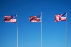 флаги 3 Стоковые Фото