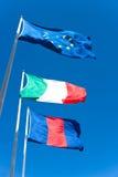 флаги стоковые фото