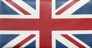 флаг Англии Стоковые Фотографии RF