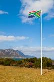 флаг Африки южный Стоковая Фотография