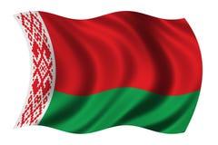 флаг Беларуси иллюстрация вектора