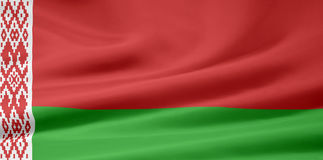 флаг Беларуси иллюстрация штока