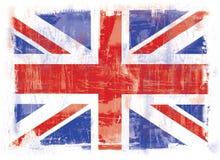 флаг Британии большой Стоковые Изображения RF