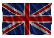 флаг Великобритания иллюстрация штока