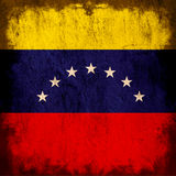 флаг Венесуэла иллюстрация штока